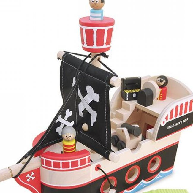 Jolly Jack`s Pirate Ship