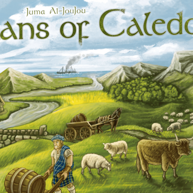 Spiel Familie E Clans of Caledonia